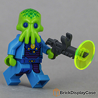 Alien Trooper - 71008 Lego Minifigures Series 13
