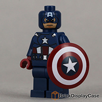 Captain America - The Avengers - Lego Super Heroes Minifigure