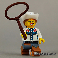 Cowgirl - 8833 Lego Minifigures Series 8