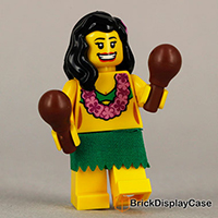 Hula Dancer - 8803 Lego Minifigures Series 3