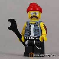 Motorcycle Mechanic - 71001 Lego Minifigures Series 10