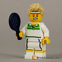 Tennis Ace - 8831 Lego Minifigures Series 7