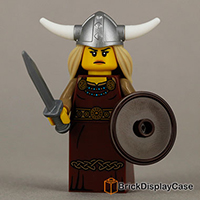 Viking Woman - 8831 Lego Minifigures Series 7